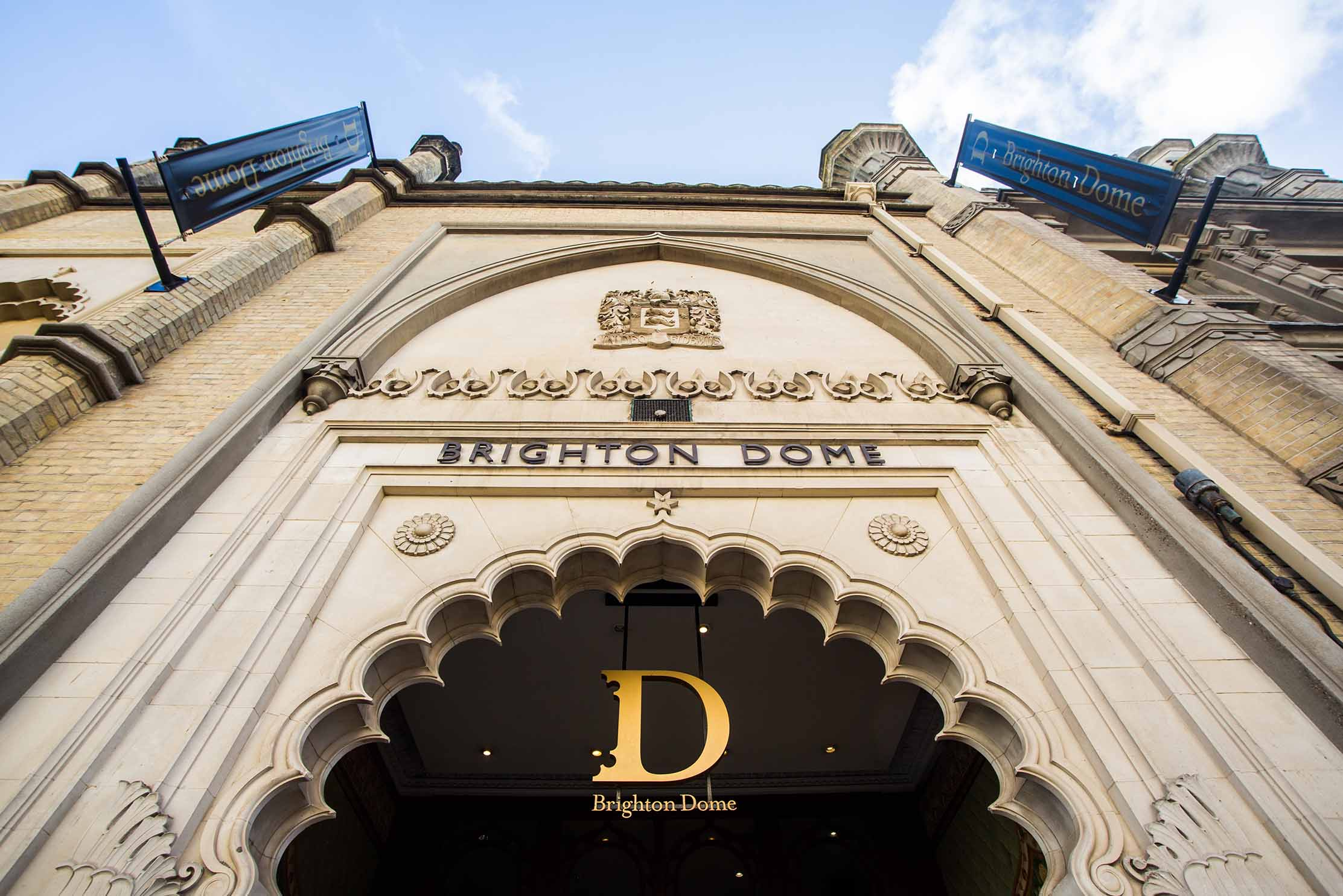 Brighton Dome is seeking to raise £25,000 through the #BringBackBrightonDome crowdfunding appeal
