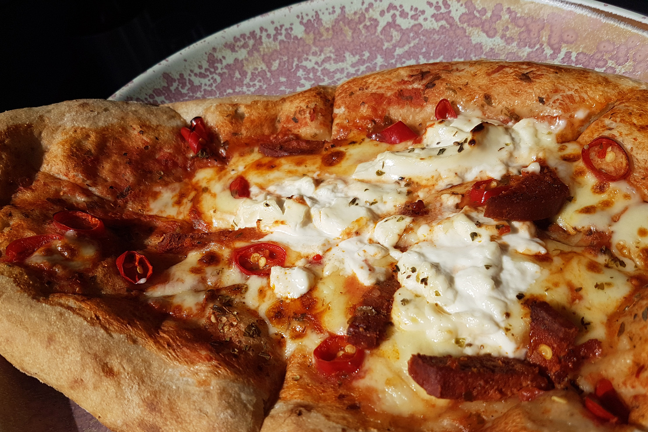 BN1 checks out the sumptuous pizzas at The Lewes Road Inn, Brighton's latest addition to the pub scene
