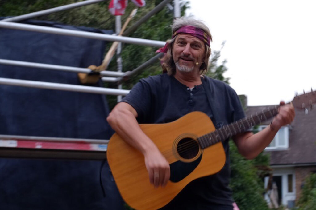 Something Underground bring The Spirit of Woodstock , a celebration of the world's larget free festival, to Hove's St Ann's Well Gardens, on Thurs 17 - Sun 20 Sept and Thurs 24 – Sun 27 Sept 2020
