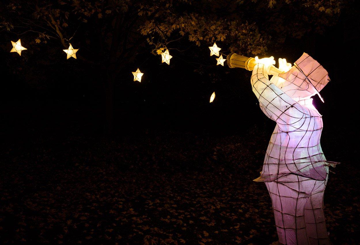 Brighton lantern trail to replace Burning The Clocks 2020