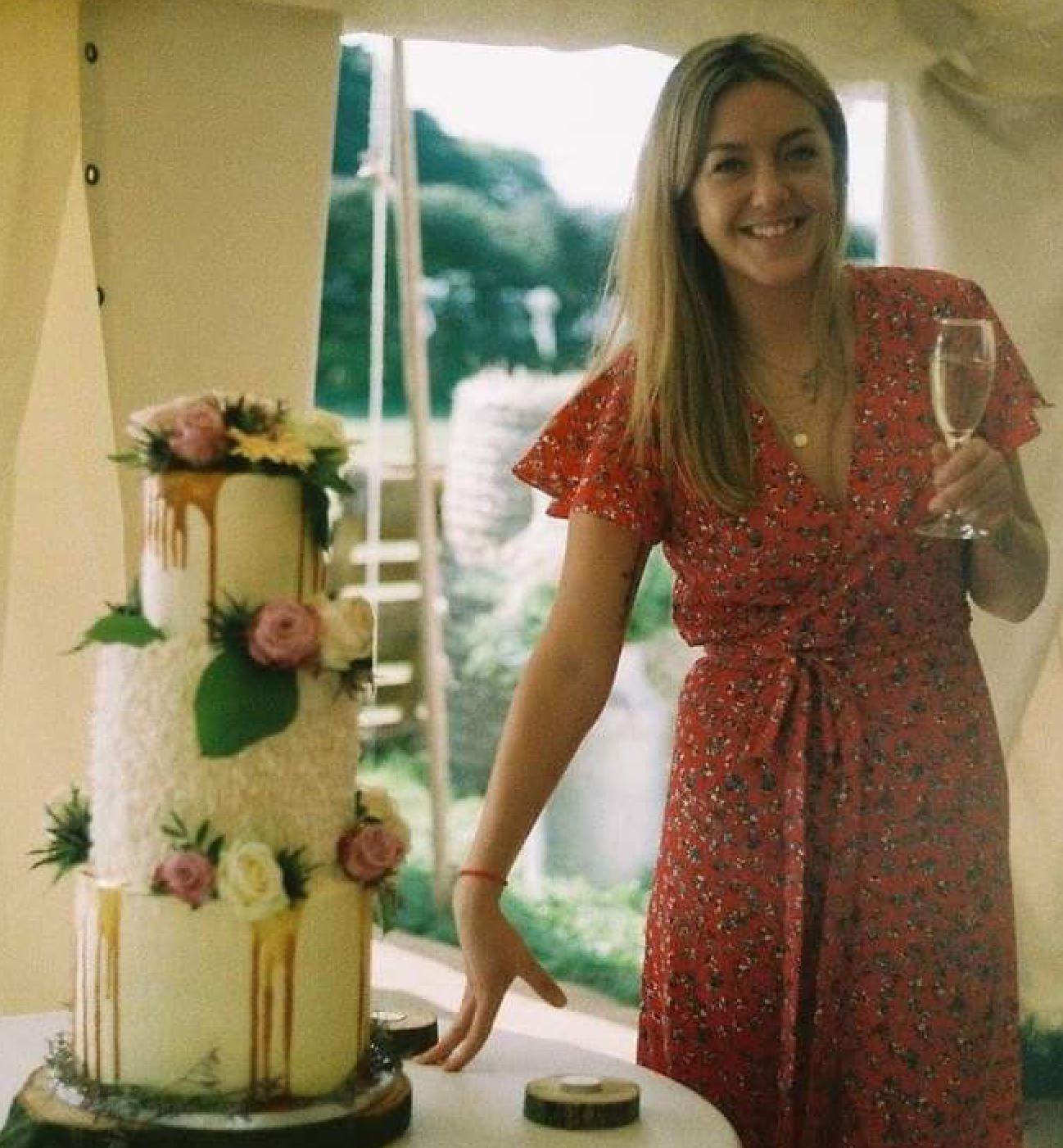 Harriet Tamsin, cake designer