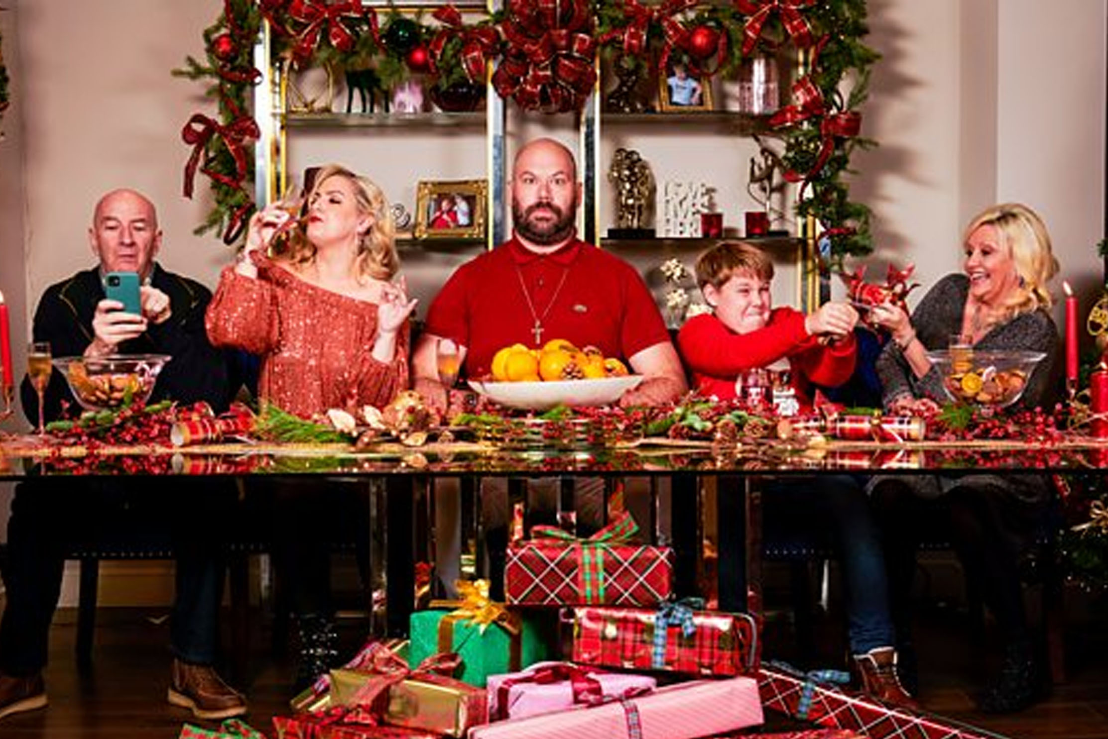 BN1 looks at some unmissable small screen festive fun, in our guide to the best Christmas TV in 2020