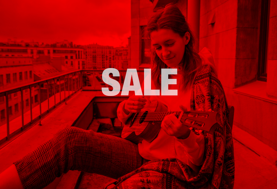 Sale Subscribe page