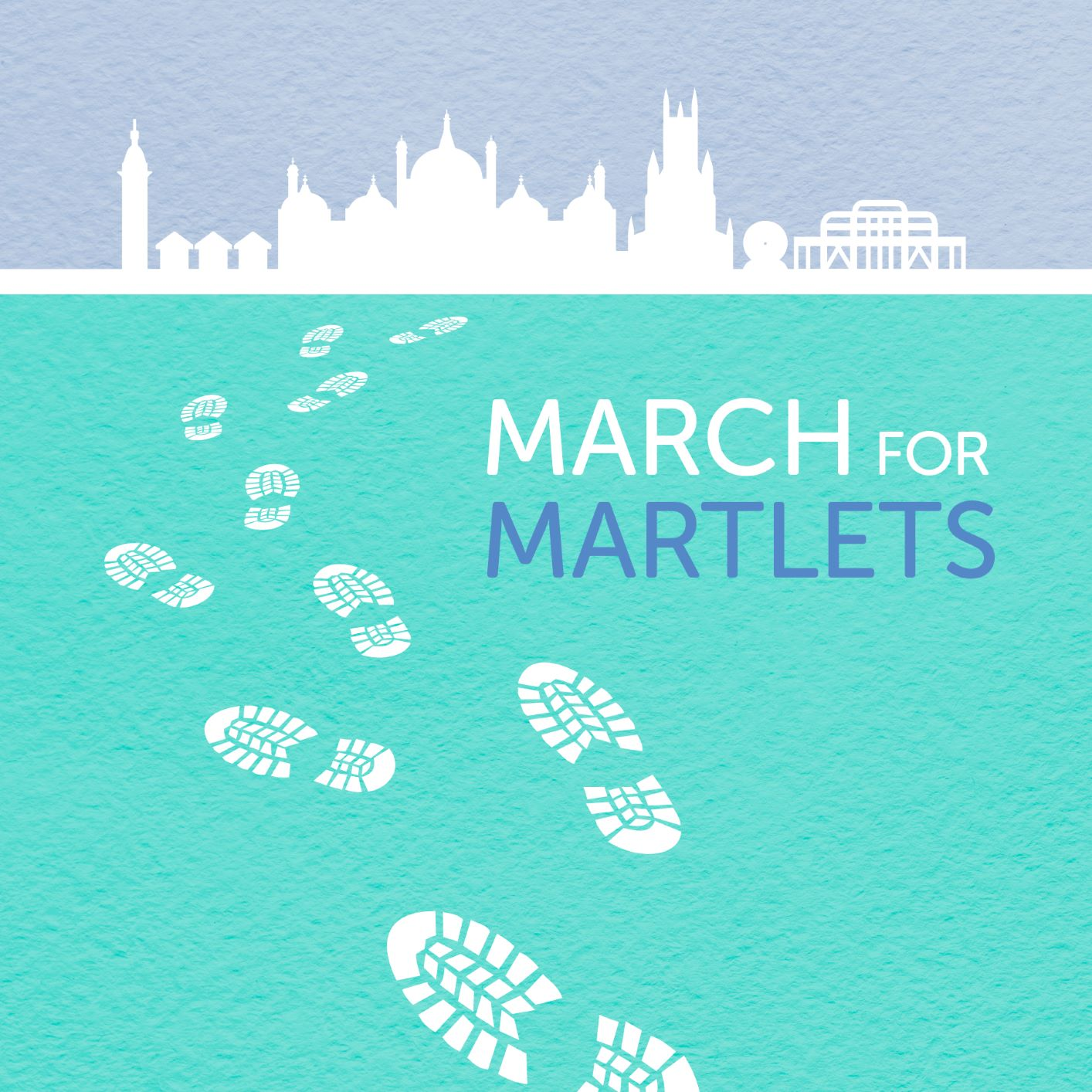 Community asked to 'March for Martlets'
