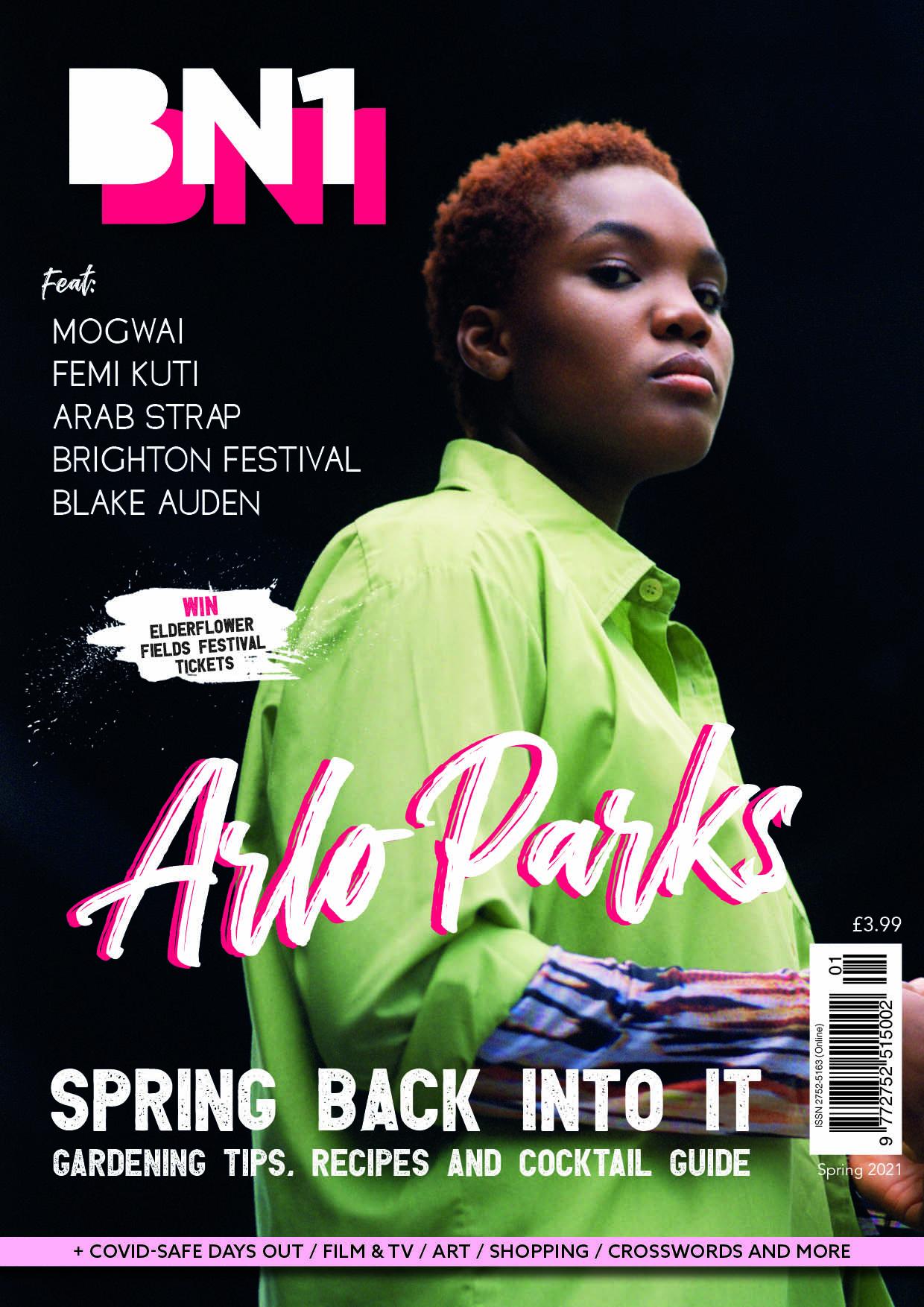 BN1 Magazine Spring edition
