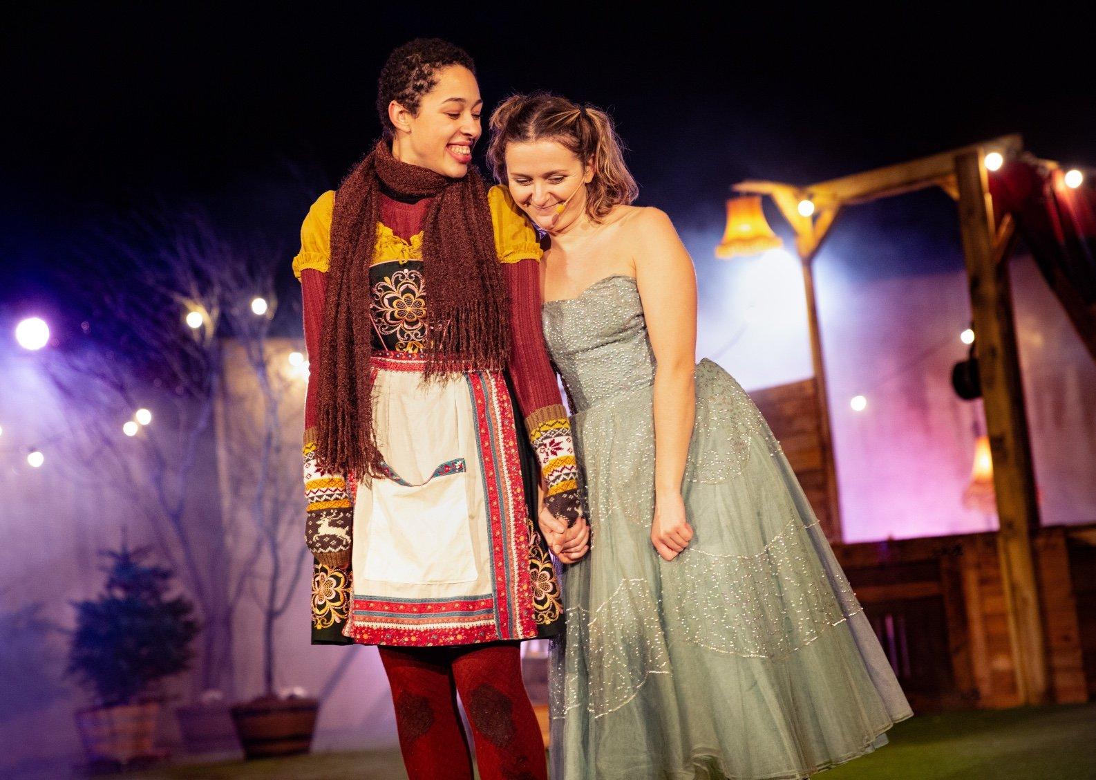 Hansel and Gretel (A Postmodern Pantomime) Image ⓒ Mark Senior 2020