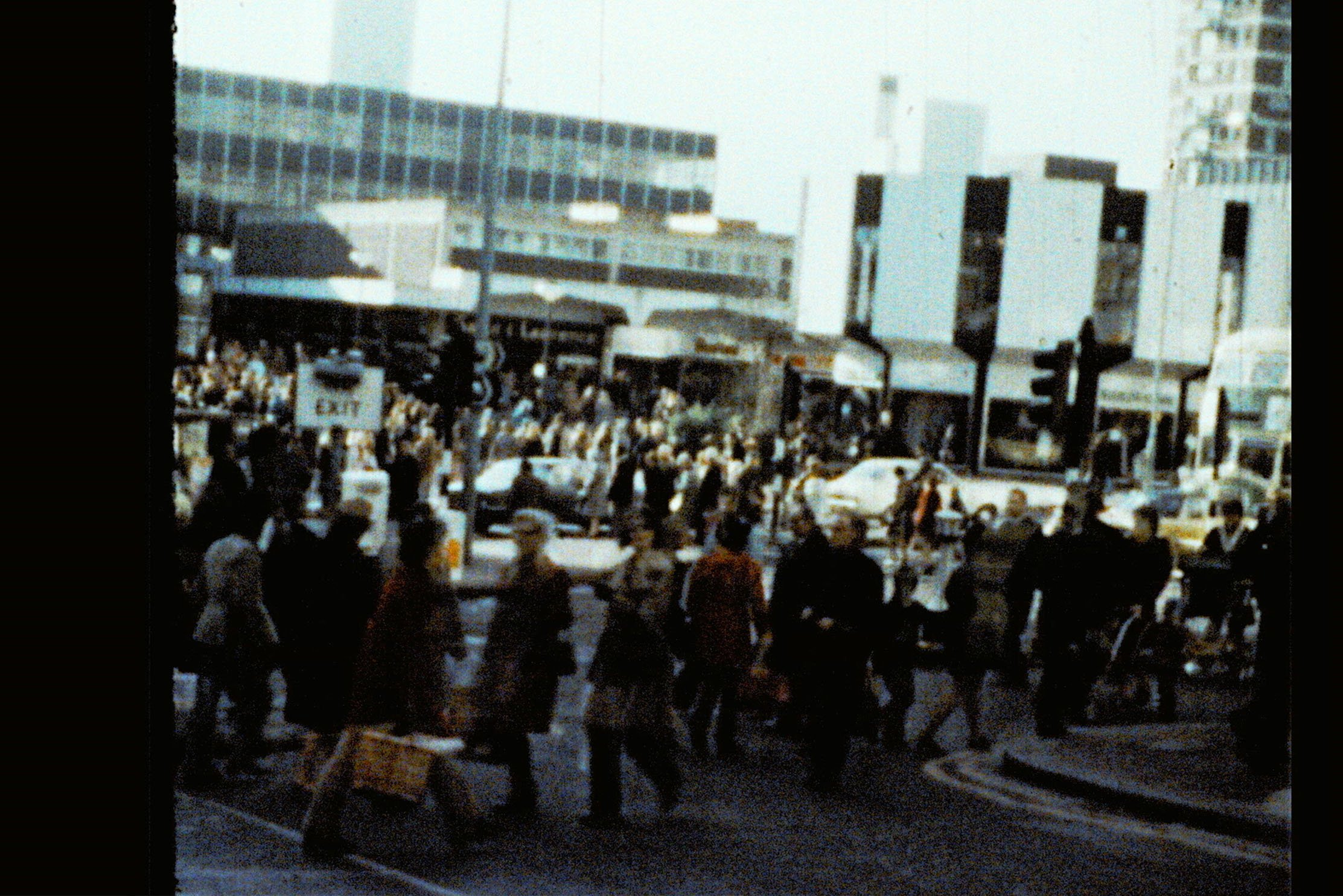 Carrying Us is a new short film which looks at the past, present and personal of Brighton's high street.