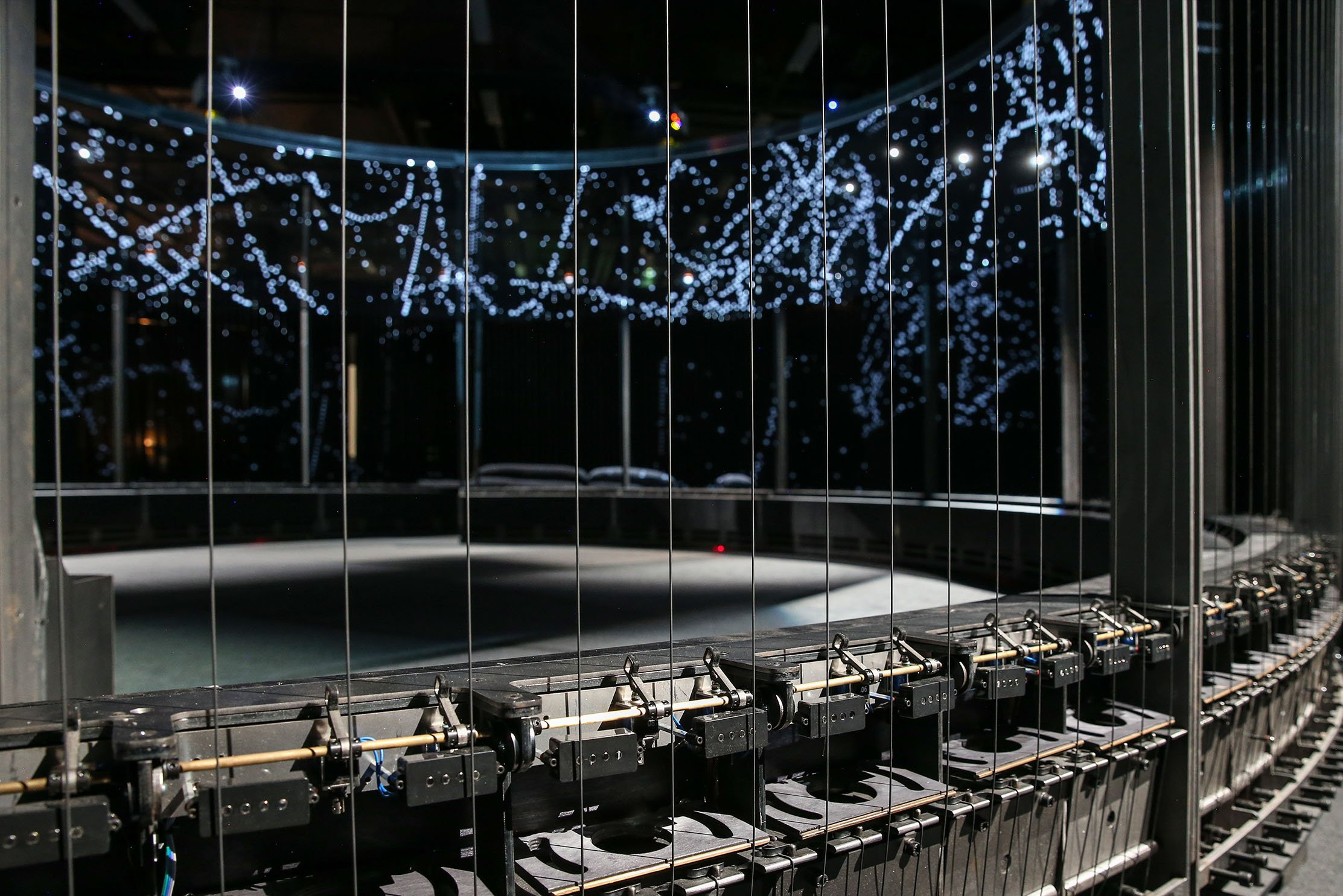 BN1 talks to Semiconductor, as their ground-breaking work, HALO comes to the Attenborough Centre as part of Brighton Festival