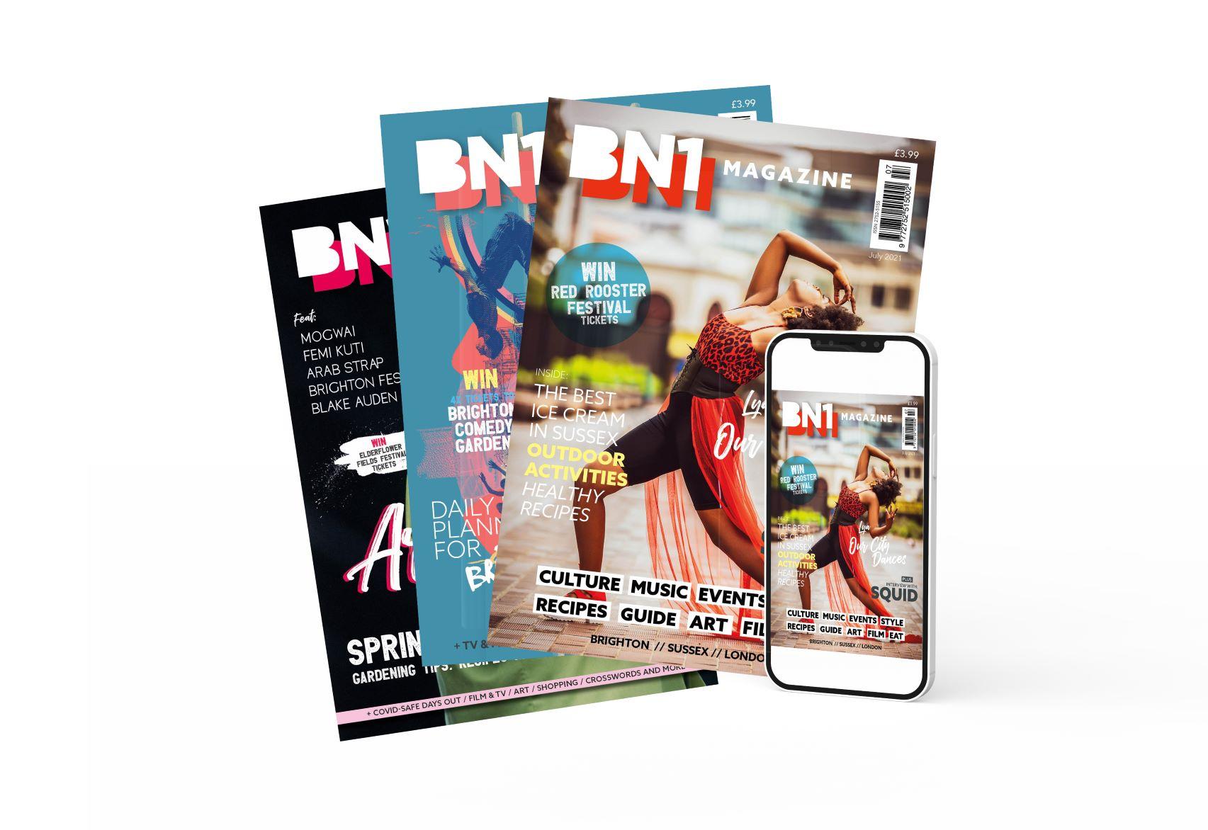 6 Months Print + Digital Subscription