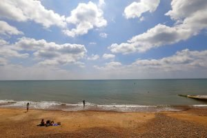 Hove Beach - Credit Alex Humphrey