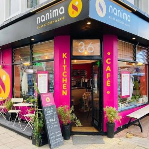 Nanima cafe Brighton Kemptown