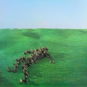Squid Album Bright Green Field