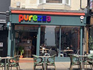 Purezza Vegan Pizza Brighton Kemptown
