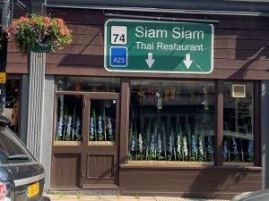 Siam Siam Brighton Restaurant
