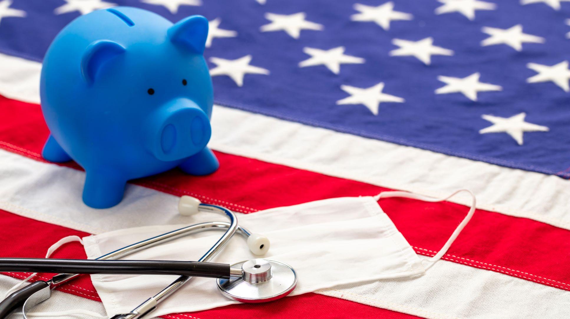 USA medical budget