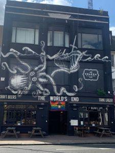 Worlds End Pub Brighton