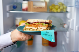 My Sandwich Ross from Friends Deliveroo