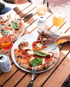 pizza, fatto a mano, brighton