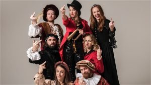 Cast Of Shit-Faced Shakespeare
