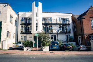 2 Piers - Brighton Co-Op Building