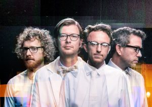 Public Service Broadcasting Band Members