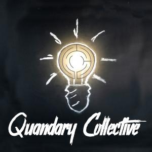 quandary, logo, acting, theatre